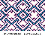 beading design  tribal design ... | Shutterstock .eps vector #1196936536