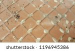 tile surface behind   dirty... | Shutterstock . vector #1196945386