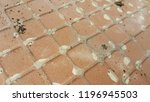 tile surface behind   dirty... | Shutterstock . vector #1196945503