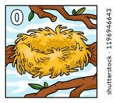 cartoon vector illustration for ... | Shutterstock .eps vector #1196946643