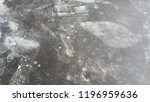 black plastic surface   dirty... | Shutterstock . vector #1196959636