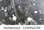 black plastic surface   dirty... | Shutterstock . vector #1196962240