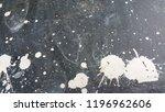 black plastic surface   dirty... | Shutterstock . vector #1196962606