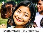 pokhara nepal october 6  2018... | Shutterstock . vector #1197005269