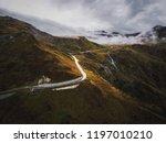Curves Of Alpine Grossglockner...
