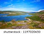 kuzova island archipelago in... | Shutterstock . vector #1197020650