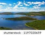 kuzova island archipelago in... | Shutterstock . vector #1197020659