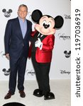 Small photo of LOS ANGELES - OCT 6: Bob Iger, Mickey Mouse at the Mickey's 90th Spectacular Taping at the Shrine Auditorium on October 6, 2018 in Los Angeles, CA