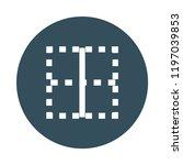alignment circle color glyphs