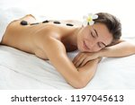 alternative medicine and spa.... | Shutterstock . vector #1197045613