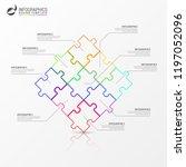 infographic design template....   Shutterstock .eps vector #1197052096