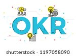 conceptual illustration of the... | Shutterstock .eps vector #1197058090