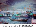 nha trang  vietnam october 3 ... | Shutterstock . vector #1197070240