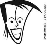 littleheads women | Shutterstock .eps vector #119708200