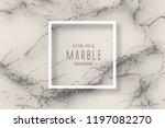 italian marble texture  vector...   Shutterstock .eps vector #1197082270