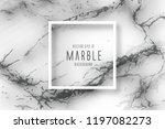 white gray marble texture ...   Shutterstock .eps vector #1197082273