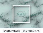 green marble texture  vector...   Shutterstock .eps vector #1197082276