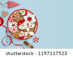 Painted Gingerbread Cookies An...