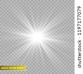 light flare special effect.... | Shutterstock .eps vector #1197177079