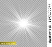 light flare special effect.... | Shutterstock .eps vector #1197177079