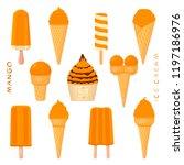 vector illustration for natural ... | Shutterstock .eps vector #1197186976