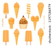 vector illustration for natural ... | Shutterstock .eps vector #1197186979