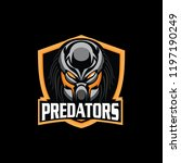 Predator Logo Mascot For Sport, E sports