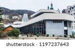 karlovy vary  czech republic ... | Shutterstock . vector #1197237643