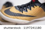 nike sport shoes | Shutterstock . vector #1197241180