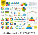 business infographic template....   Shutterstock .eps vector #1197243259