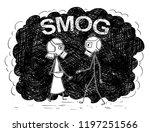 cartoon stick drawing...   Shutterstock .eps vector #1197251566