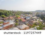the view of kutaisi  the second ...   Shutterstock . vector #1197257449