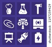 tool filled set of vector icons ...   Shutterstock .eps vector #1197259429