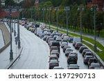 moscow  russia   october  5 ... | Shutterstock . vector #1197290713