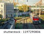 moscow  russia   september  15  ... | Shutterstock . vector #1197290806