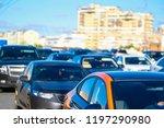 moscow  russia   october  5 ... | Shutterstock . vector #1197290980