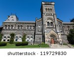 a historical building of... | Shutterstock . vector #119729830