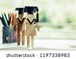 back to school concept  two... | Shutterstock . vector #1197338983