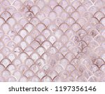 art deco seamless pattern with... | Shutterstock .eps vector #1197356146