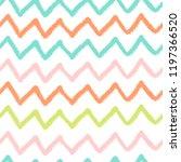 vector simple seamless pattern... | Shutterstock .eps vector #1197366520