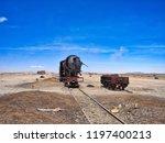 bolivia  salar de uyuni  famous ...   Shutterstock . vector #1197400213