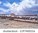 bolivia  salar de uyuni  famous ...   Shutterstock . vector #1197400216