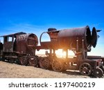 bolivia  salar de uyuni  famous ...   Shutterstock . vector #1197400219