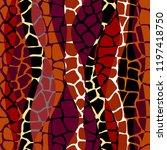 abstract random grunge pattern... | Shutterstock .eps vector #1197418750