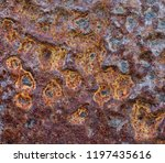 backgrounds and textures  old... | Shutterstock . vector #1197435616