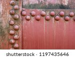 backgrounds and textures  old... | Shutterstock . vector #1197435646