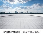 panoramic skyline and modern... | Shutterstock . vector #1197460123
