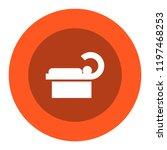 tomography vector icon | Shutterstock .eps vector #1197468253