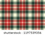 fabric texture check plaid...   Shutterstock .eps vector #1197539356