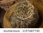 dried anchovies fish ideal for... | Shutterstock . vector #1197687730